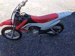 2013 Honda Crf 110, one owner Tumut Tumut Area Preview