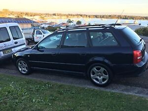 Audi A4 B5 wagon.1.8T .2001 model Marks Point Lake Macquarie Area Preview
