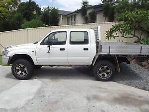 Toyota Hilux 4x4 dualcab $3900neg Merrimac Gold Coast City Preview
