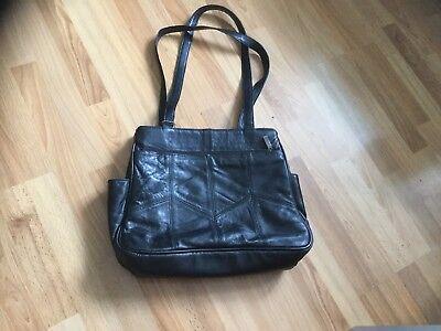 Alexandro Fererra - Women's Real Leather Brown Bag  - BNWT