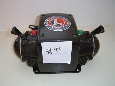 LIONEL   ZW 275 WATT TRANSFORMER EX+ Condition #97