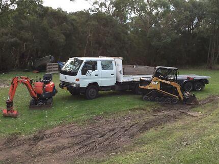 Holey Moley Earthworks Lake Macquarie Area Preview