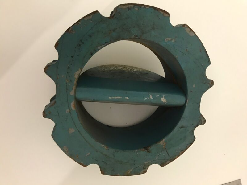 "DEZURIK 6"" Iron Check Valve"
