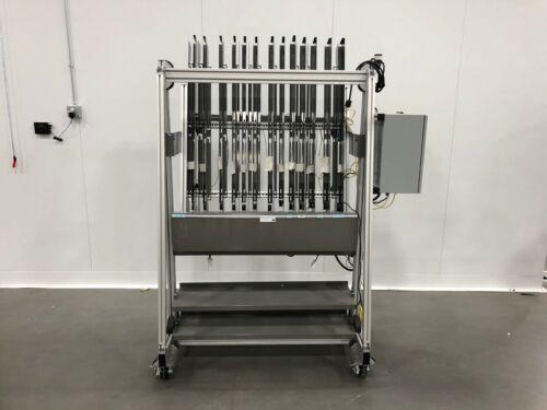 SI Systems B-D81A03A1 OTC RX Pill Bottle Dispensing Tote A-Frame Dispenser