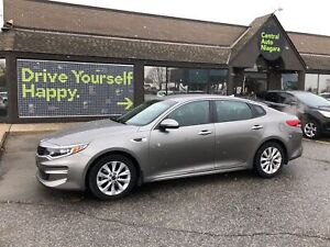 2018 Kia Optima LX / HEATED SEATS / BACK UP CAMERA / ALLOY RIMS