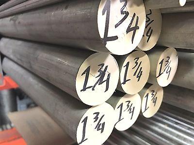 Titanium 6al4v Round Bar 1.75 X 24