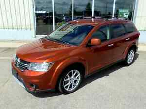 2014 Dodge Journey R/T AWD - Fully Loaded