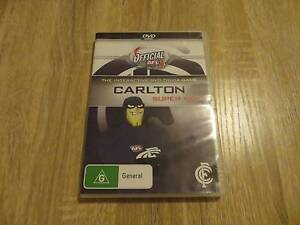 Carlton Blues AFL Super Quiz - Region 4 DVD Ringwood Maroondah Area Preview