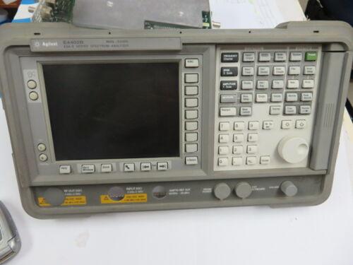 AGILENT  ESA  Spectrum Analyzer E4402B Front Panel