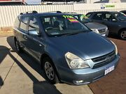 2006 Kia Grand Carnival Wagon 8 Seater Victoria Park Victoria Park Area Preview