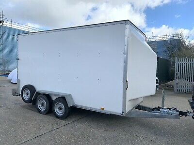 2019 Blueline 14ft Box Trailer
