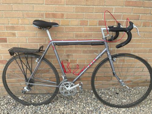 Trek Cirrus Road Touring Bike Bicycle Vintage Old School USA Made