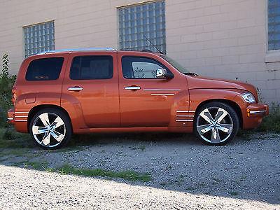 2006 - 2011 Chevrolet HHR CHROME Door Spear Trim KIT -- FOUR TRIM PIECES