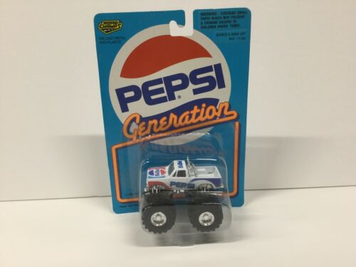1990 Road Champs Pepsi Generation Monster Truck