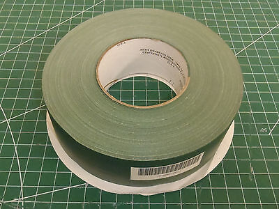 7510000745124 Waterproof Tape Roll Dark Green 2 X 60 Yards