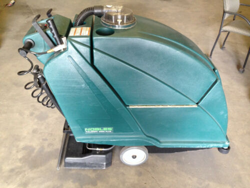Nobles Falcon 2800 Plus Walk Behind Propelled Carpet Cleaner Scrubber Extractor
