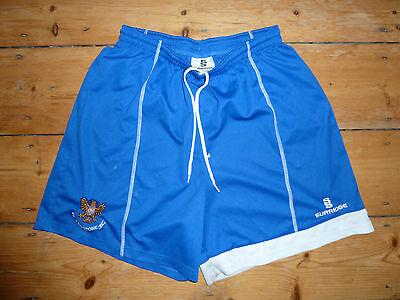 large ST JOHNSTONE FC SHIRT Surridge  soccer 2007 Perth Saints shorts   image
