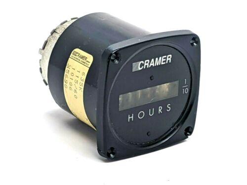 Cramer 10186 Non-Resettable 6-Digit Indicator 635-K