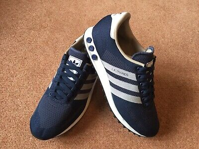 Mens Size Uk 8.5 Adidas L.A Trainers