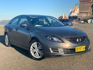 2008 Mazda Mazda6 CLASSIC Manual Hatchback - FINANCE TAP Mayfield East Newcastle Area Preview