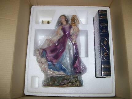 """Franklin Mint Large figurine """"Cathy"""" 'MINT""""  New in Box"""