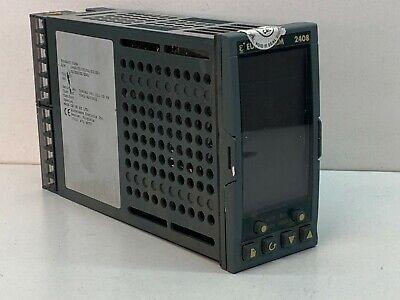 Eurotherm 2408ccvhh2 Process Temperature Control Controller Yellow Buttons