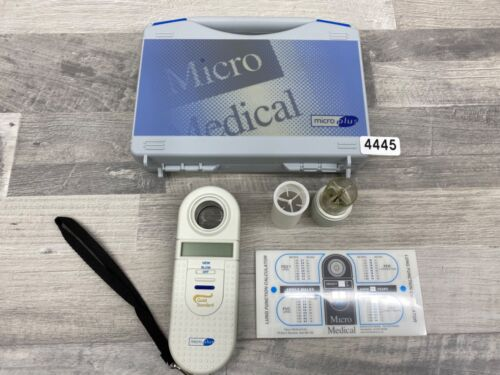 MICRO MEDICAL LUNG FUNCTION CALCULATOR 4445