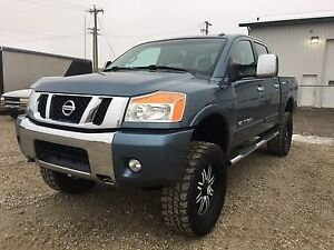 2012 Nissan Titan SL Lifted 6""