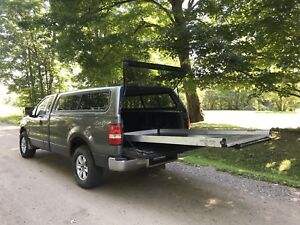 2005 Ford F-150 with Bedslide