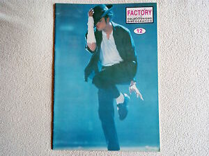 MICHAEL-JACKSON-FACTORY-MEGA-RARE-SPANISH-MAGAZINE-CATALOGUE-REVISTA-NO-PROMO-CD