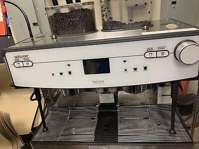 Schaerer Barista Espresso Machine