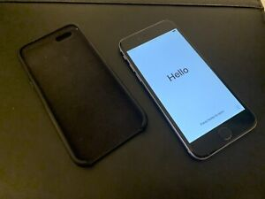 iPhone 6 16GB unlocked with case