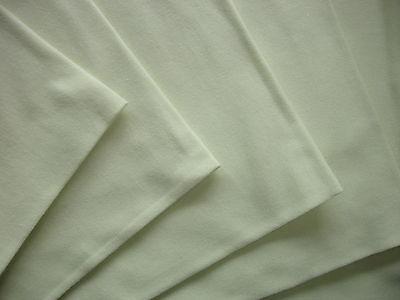 1 Lfm Jersey 3,55€/m² Trikotstoff Baumwolle, Elasthan hellgrün PC73