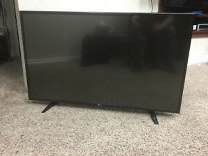 43 inch LG Ultra HD TV