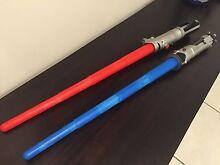 Kids StarWars Jedi Lightsaber / Costume Herston Brisbane North East Preview