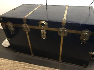 Trendy Antique Trunk