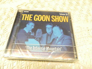 AUDIO CD  BBC  CLASSIC BBC RADIO THE GOON SHOW VOLUME 25