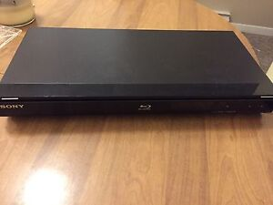 Sony Bluray player