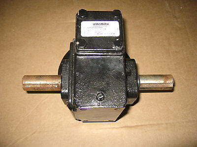 Winsmith 920mwn C-face Right Angle Speed Reducer 301 Ratio 56c