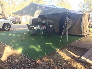 Pioneer Onyx 2014 Camper Trailer Excellent Condition