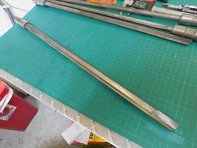 "Eldorado .9687 x 30/"" Carbide Tipped Gun Drill Shank 1.25/"""