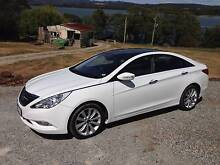 2011 Hyundai i45 Premium Auto MY11 Hillwood George Town Area Preview