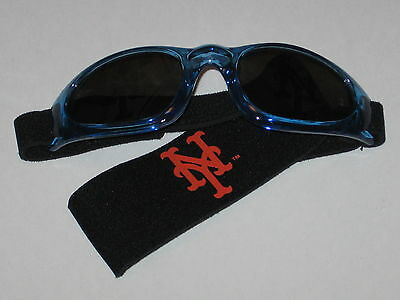 New York Mets Youth Sunglasses with Hologram Lenses & UV - Mets Sunglasses