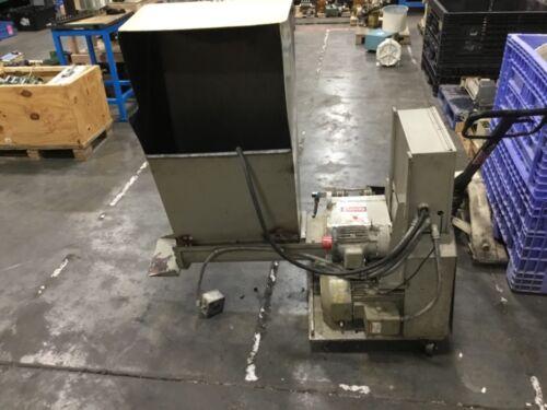 Conair Wortex HA811 Plastic Granulator 5HP 480V #410DK