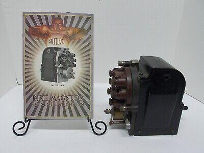 Antique Splitdorf Dixie Model 60 Magneto 1915 Splitdorf Dixie Mag Catalog