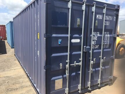 20ft Gp Shipping Container