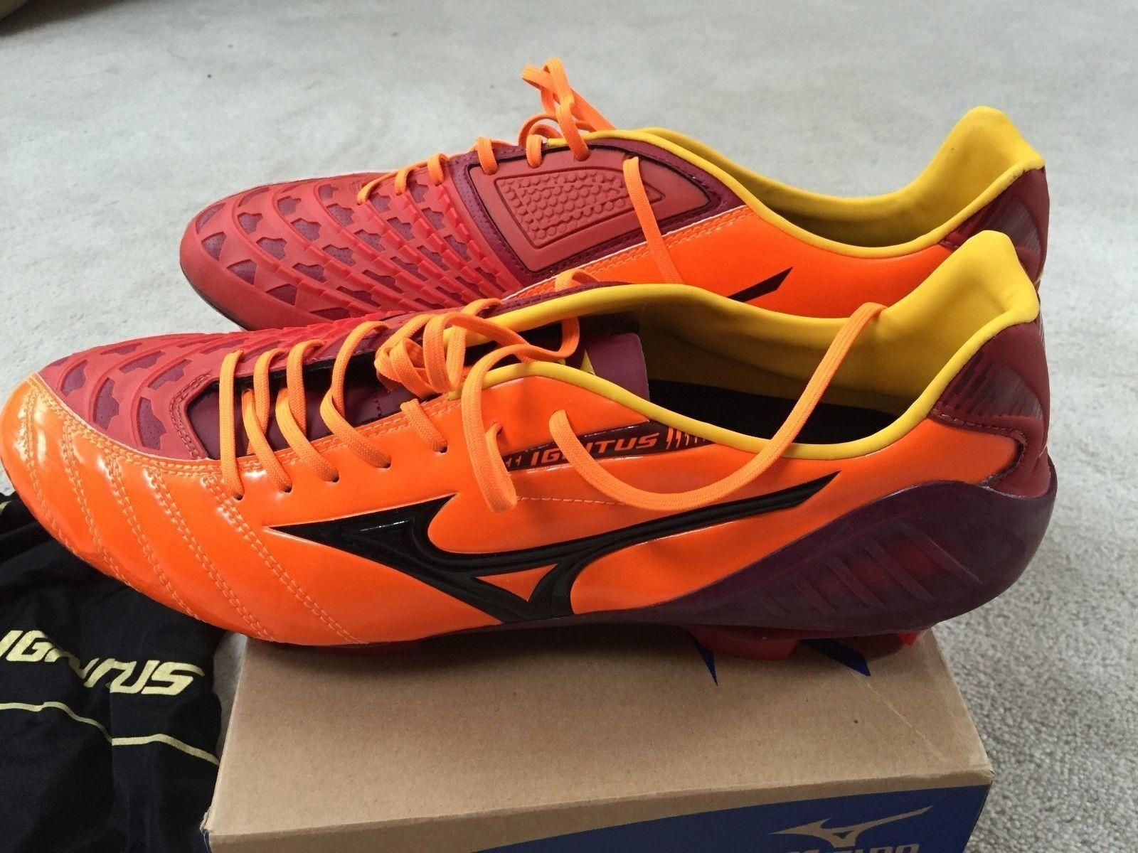 Mizuno Wave Ignitus 3 MD Soccer Shoes, Size 11, Maestri, Vap