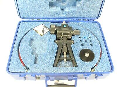Druck Ge Pv 411 Portable Pressure And Vacuum Hand Pump Kit W Case