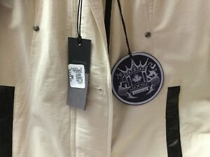 Moose Knuckles  NWT Size Medium Leather Trim - Price Negotiable