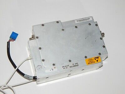 Module Microwave Receiver X Band 10-11ghz